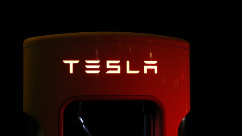 Elektroauto Tankstelle