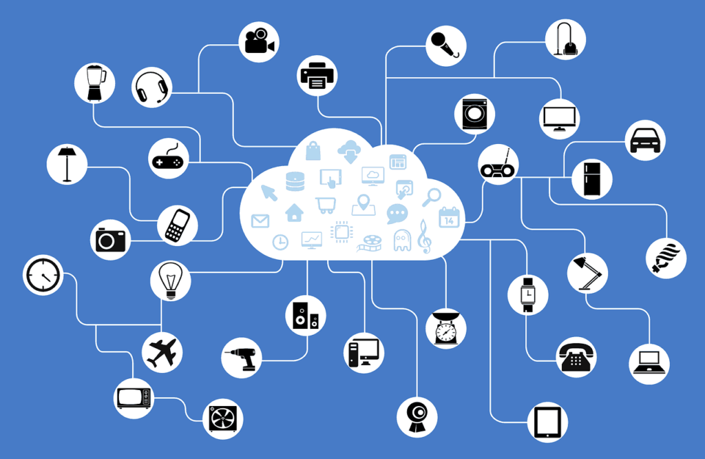 Internet of Things in der cloud