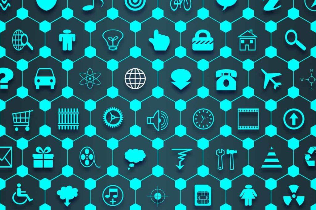 Internet of Things Netzwerk