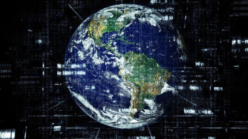 Internet of Things Titelbild Erde