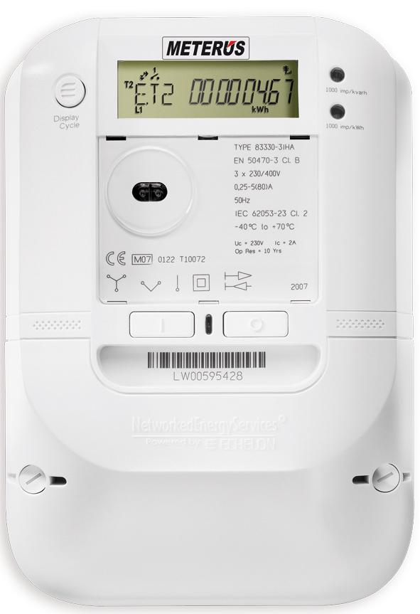 Intelligenter Stromzähler / Smart Meter